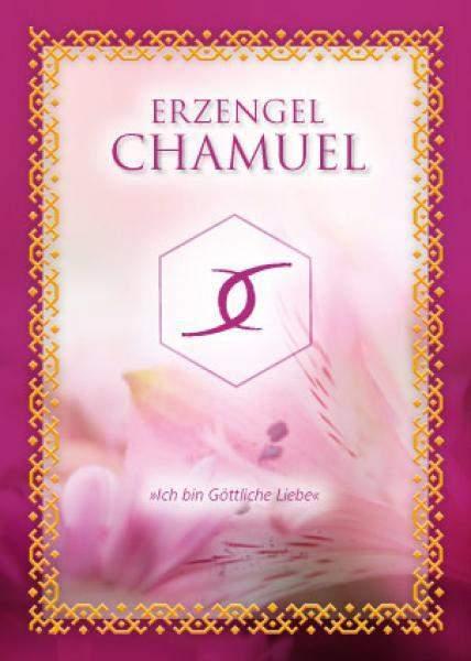 Ritualkarte Erzengel Chamuel