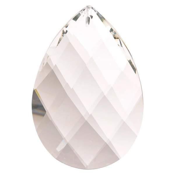 Regenbogen-Kristalle Tropfen - AAA Qualität -- 5x7.6 cm
