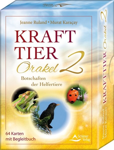 Ruland, J: Krafttier-Orakel 2