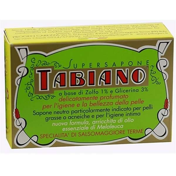 Tabiano Bioschwefel Seife -- 125 g